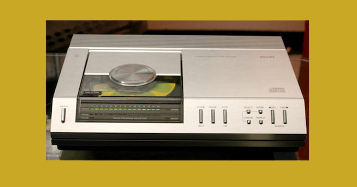 Why would Anyone Buy a 20 Year Old CD Player (or DAC)?